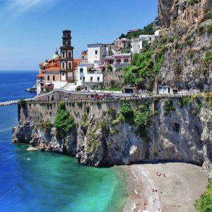 guided day tour amalfi