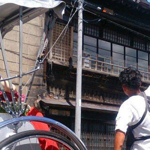 北海道小樽人力车