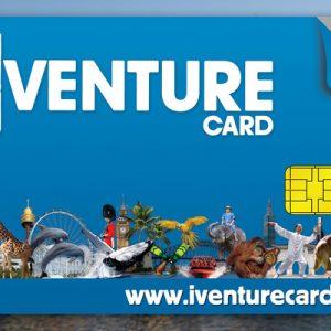 澳洲iventure 智能卡