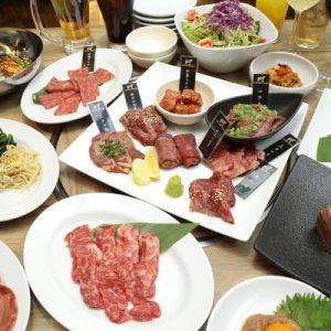 银座和牛吃到饱,日本和牛吃到饱,yakiniku和牛吃到饱