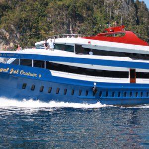皮皮岛(LaemTong 或 Tongsai)至普吉单程游轮船票