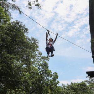 兰卡威天空步道探险
