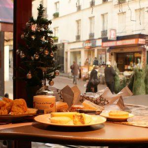 巴黎美食徒步之旅