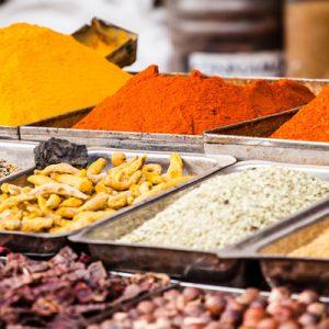 孟买传统食物体验