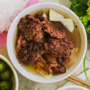 越南老城区美食之旅