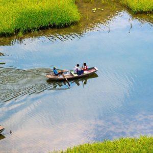 河內華閭船遊
