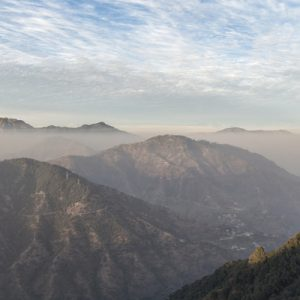 瑞诗凯诗至Kunjapuri神庙徒步之旅