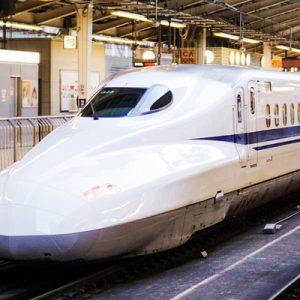 新干线子弹列车车票 大阪至东京 / 名古屋