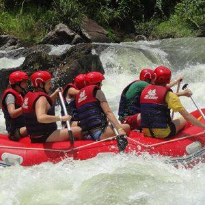 基图尔格勒雨林徒步,基图尔格勒白水漂流冒险一日游(科伦坡出发)