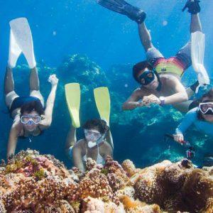 PADI潜水员证书课程