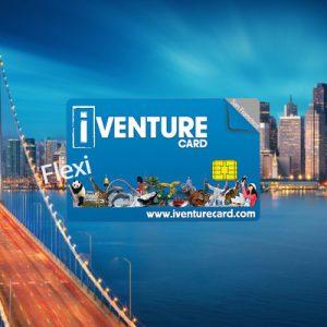 iVenture · 旧金山自选景点通票
