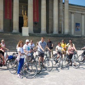 慕尼黑骑单车