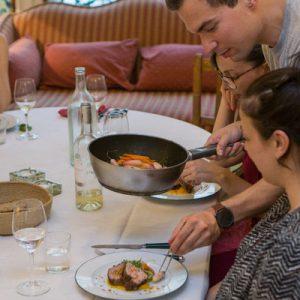 巴黎传统法式家庭料理