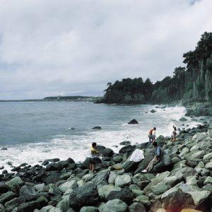 韩国济州岛南部汉拿山