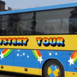 利物浦奇幻之旅巴士
