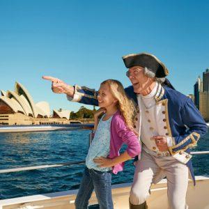 雪梨随上随下渡轮