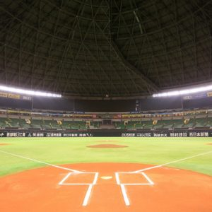 福冈软银鹰棒球赛