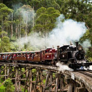 普芬比利蒸汽小火车一日游
