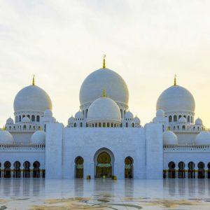 阿布达比大清真寺