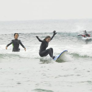 冲绳冲浪教室体验