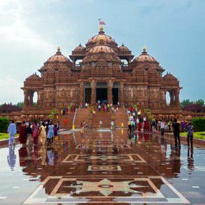 德里 斯瓦米纳拉扬神庙 印度教徒步探索之旅