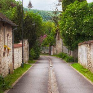 吉维尼小镇