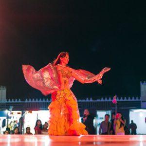 阿拉伯式肚皮舞