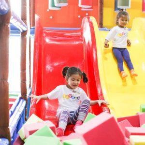 马尼拉Bounce Philippines 游乐区门票,马尼拉亲子游戏区,马尼拉游乐设施