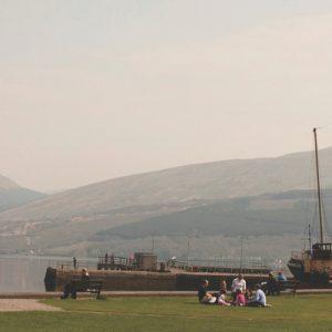 苏格兰西部高地一日游