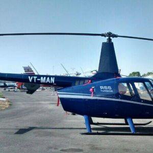 德里直升机浪漫观光之旅