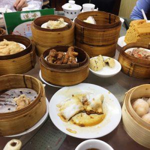 香港传统早茶鉴赏半日体验