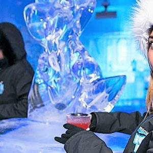 皇后镇零下5度冰吧