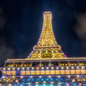 澳门巴黎人酒店巴黎铁塔