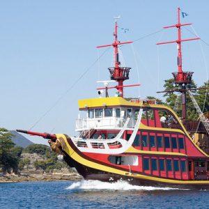 九十九岛游览船