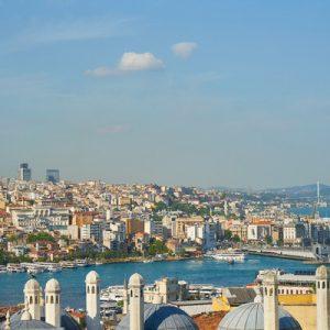 伊斯坦布尔一日游(博斯普鲁斯海峡大桥
