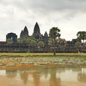 柬埔寨 暹粒 吴哥窟日出体验小圈嘟嘟车巡游 私人小团