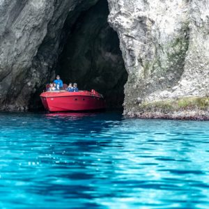 石狩湾、小樽青之洞窟、二世古积丹小樽海岸国定公园观光巡航