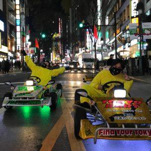 东京跑跑卡丁车