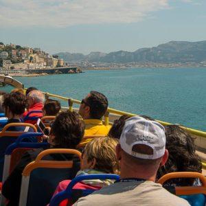马赛随上随下观光巴士(Colorbus)