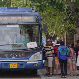 印度德里随上随下观光巴士(1 / 2日通票)
