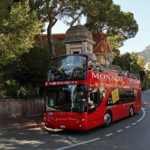 摩纳哥随上随下观光巴士