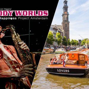 阿姆斯特丹人体世界展览