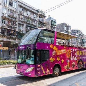 macau sightseeing bus