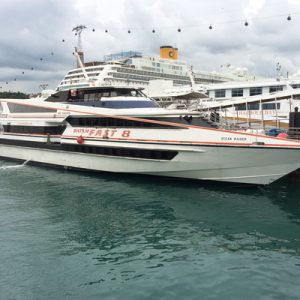 新加坡往返巴淡岛快速渡船船票