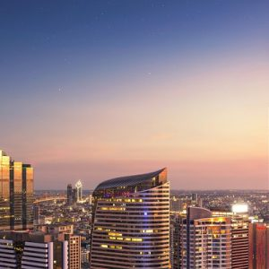 曼谷王权Mahanakhon SkyWalk观景台门票