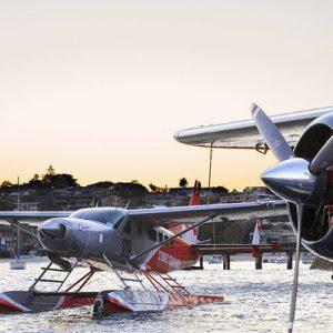 雪梨水上飞机体验