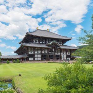 东大寺,北野异人馆,神户临海乐园