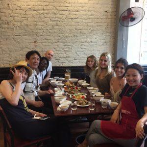 河内越南美食烹饪课