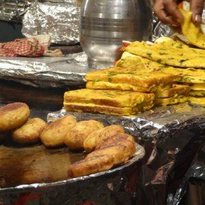德里街头美食发现之旅
