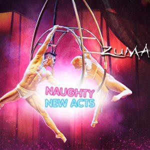 拉斯维加斯 太阳马戏团Zumanity秀(人类动物园)